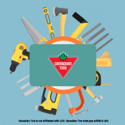 JUNE 2021 SPECIAL CONTEST - WIN 1 $1,000 CANADIAN TIRE GIFT CARD