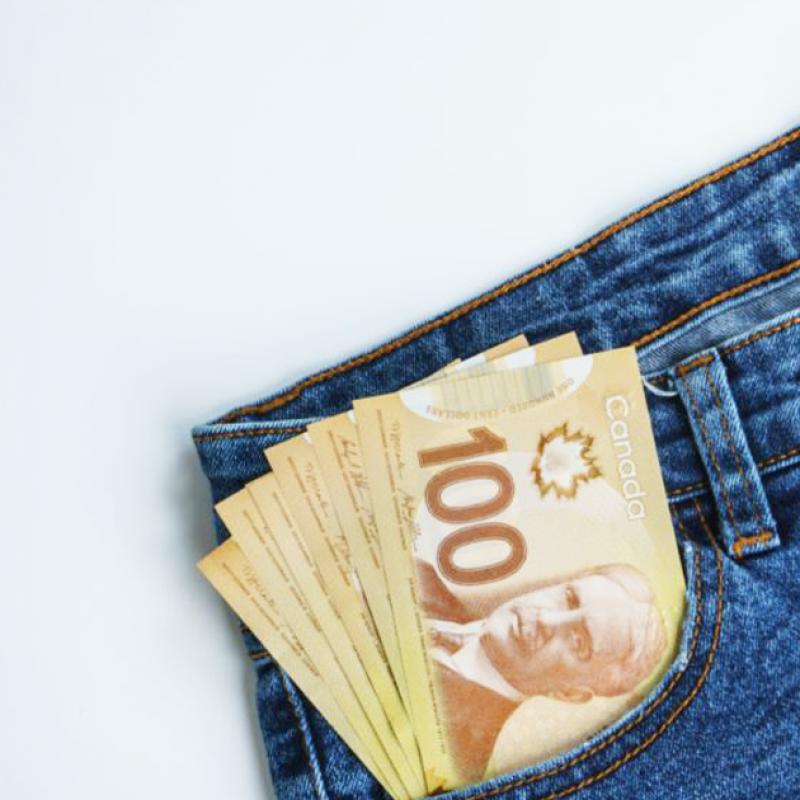 JUNE - $500 cheque
