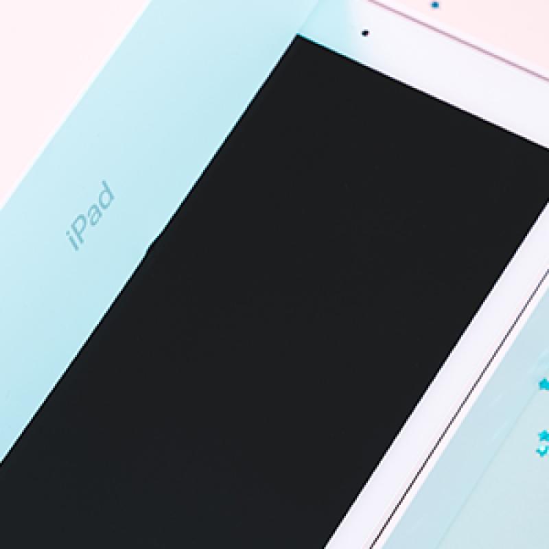JULY - Apple iPad New Generation