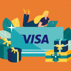 AUGUST 2020 – WIN A VISA GIFT CARD