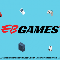 OCTOBER 2020 – WIN AN EB GAMES GIFT CARD