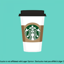 OCTOBER 2020 – WIN A STARBUCKS GIFT CARD
