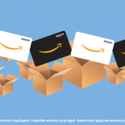 NOVEMBER 2020 – WIN AN AMAZON GIFT CARD