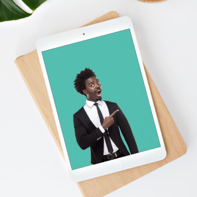 2 Apple iPads Nouvelle Génération