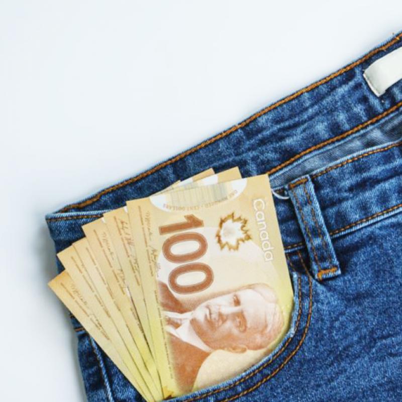 JUILLET - 2e tirage de 1000$ en argent comptant