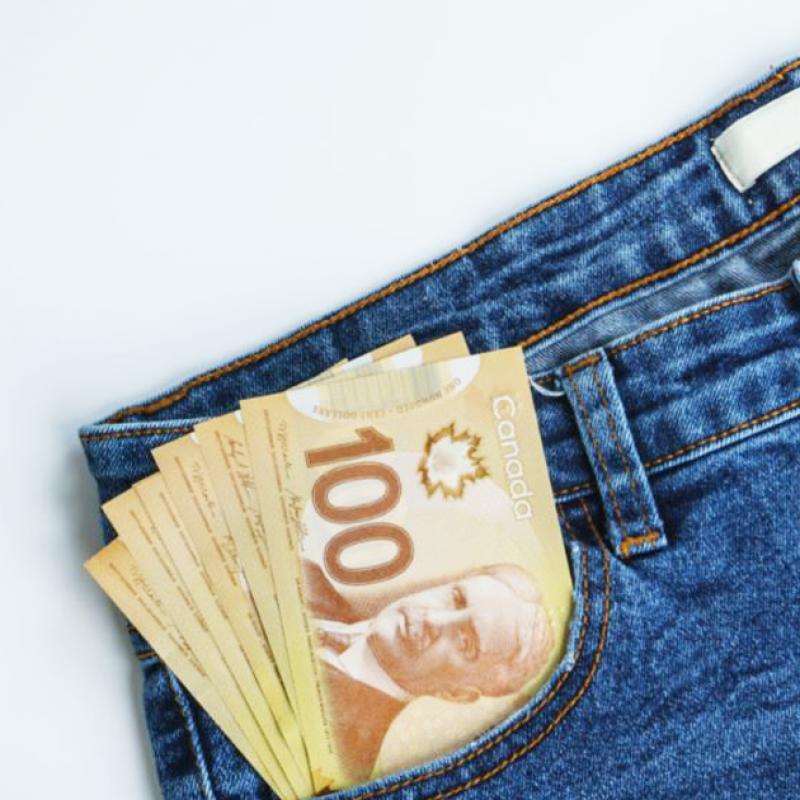 NOVEMBRE- Chèques de 500$