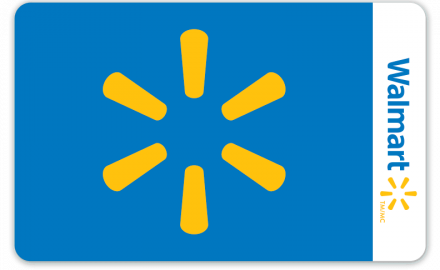 $20 Walmart Digital Gift Card